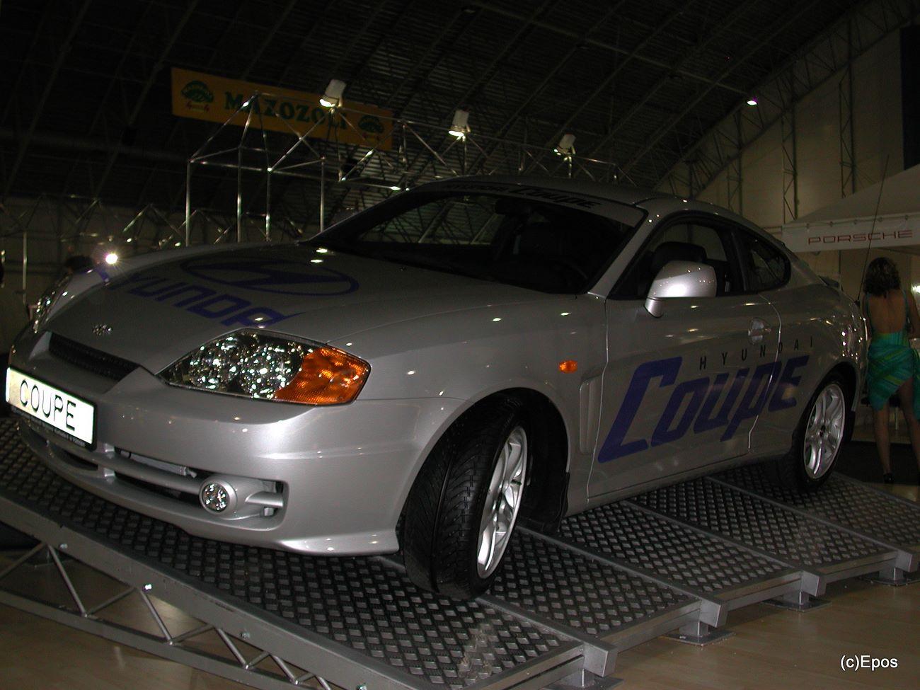 Hyundau Coupe